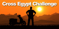 Cross Egypt Challenge - A 2400km ride throughout Egypt